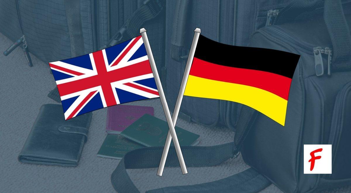 Германия и Великобритания