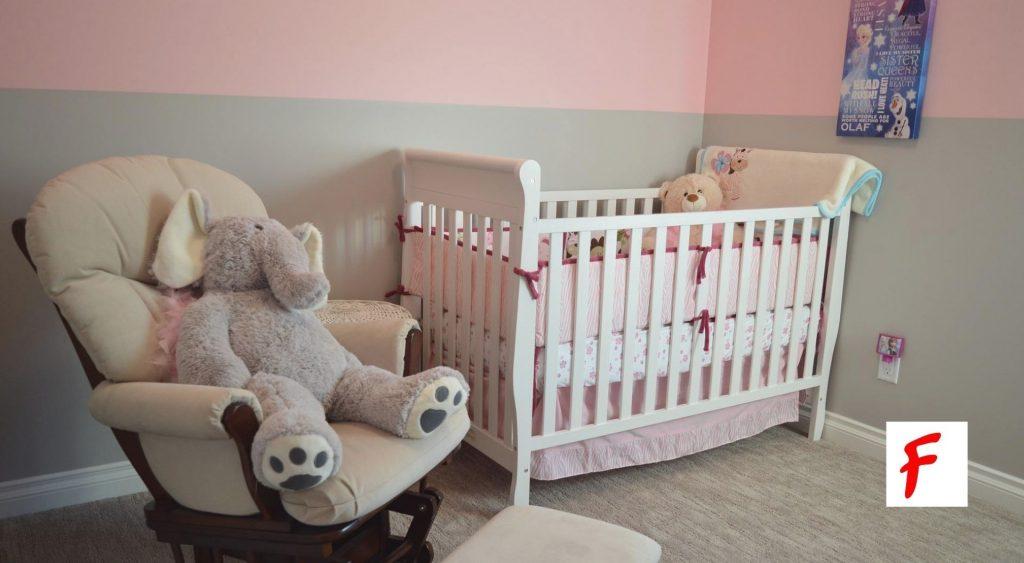 Детская комната в собственном доме