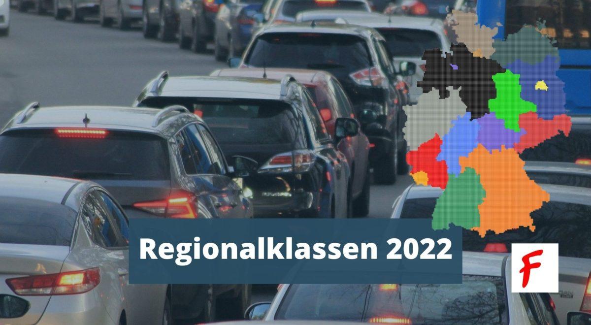 Региональные классы 2022 в Гермнаии