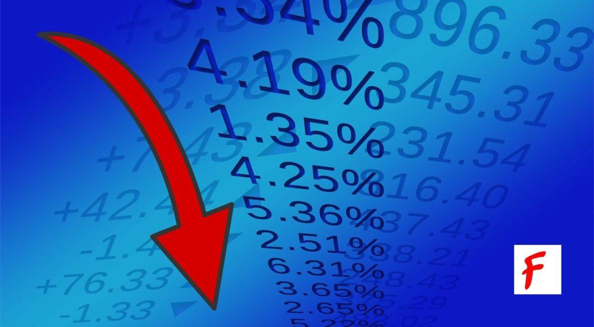 Отрицательные проценты на депозиты